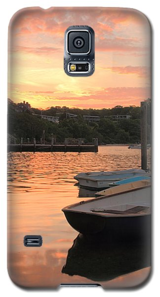 Galaxy S5 Case featuring the photograph Morning Calm by Roupen  Baker