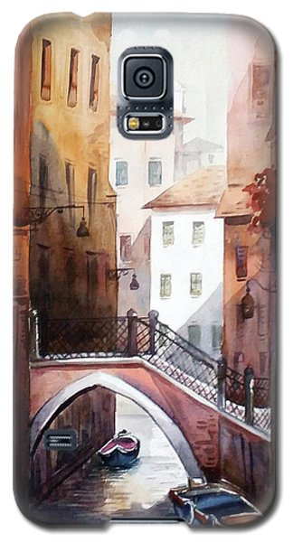 Morning Canals Galaxy S5 Case