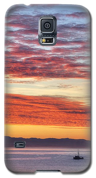 Morning Catch 2 Galaxy S5 Case
