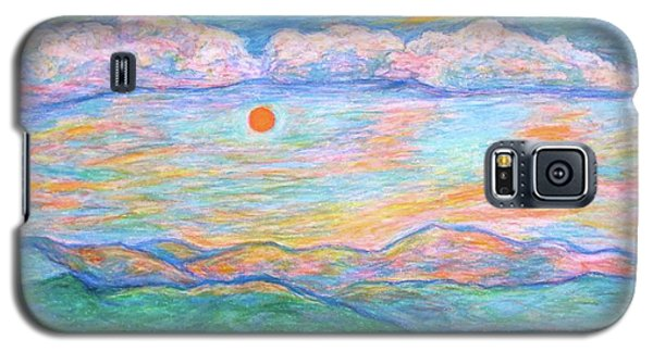 Morning Color Dance Galaxy S5 Case