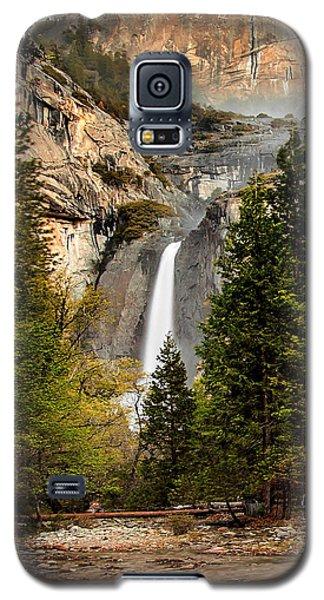 Yosemite National Park Galaxy S5 Case - Morning Delight by Az Jackson