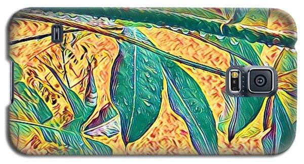 Morning Dew Drops In Puna Galaxy S5 Case