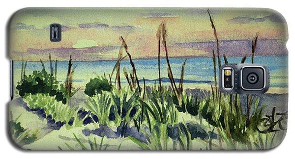 Morning Dunes  7-7-2017 Galaxy S5 Case