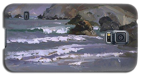 Morning Fog Shark Harbor - Catalina Island Galaxy S5 Case