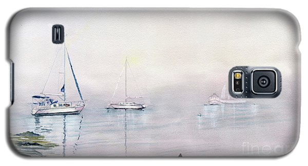Morning Fog  Galaxy S5 Case by Melly Terpening