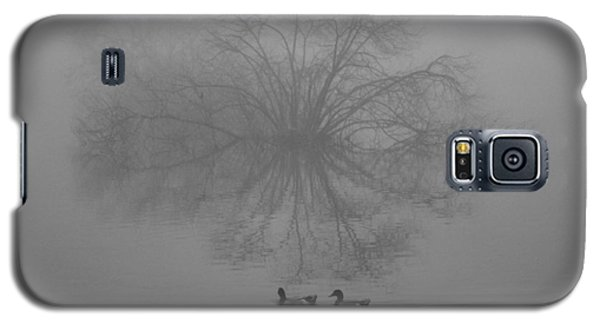 Morning Fog Galaxy S5 Case