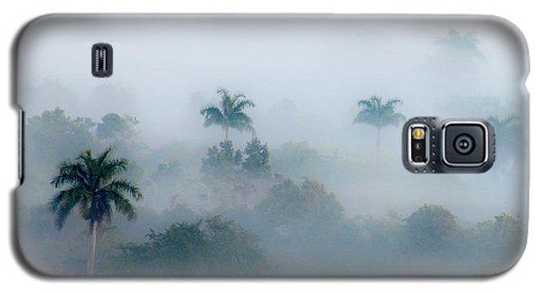 Morning Fog, Vinales Valley Galaxy S5 Case