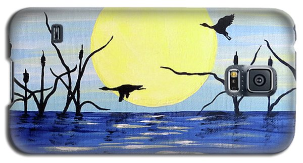 Morning Geese Galaxy S5 Case