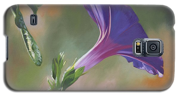 Morning Glory Galaxy S5 Case by Alecia Underhill