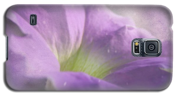 Morning Glory Galaxy S5 Case by Ann Lauwers
