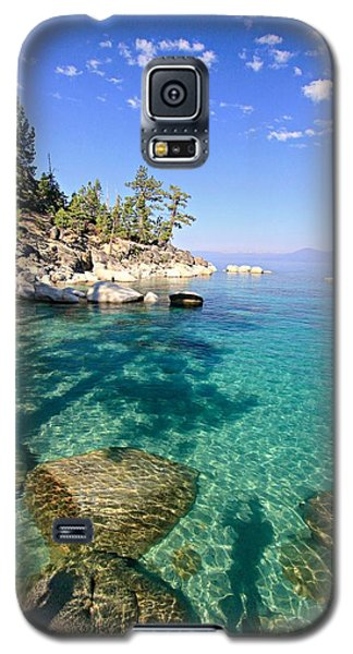 Morning Glory At The Cove Galaxy S5 Case