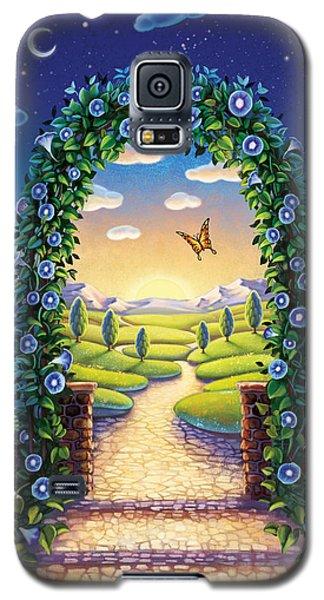 Morning Glory - Awaken To Magic Galaxy S5 Case