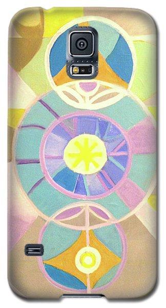 Morning Glory Geometrica Galaxy S5 Case