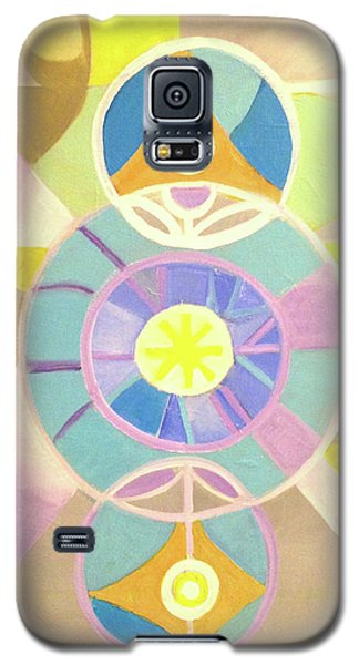 Morning Glory Geometrica Galaxy S5 Case