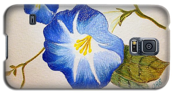 Morning Glory Galaxy S5 Case by J R Seymour