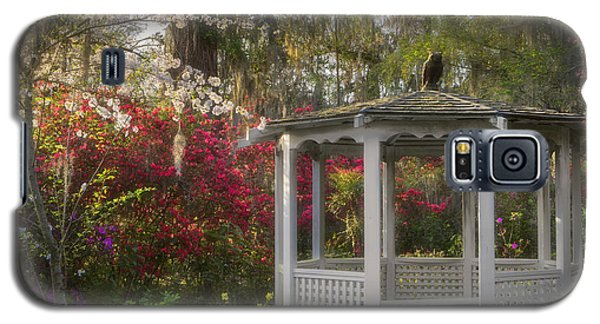 Morning Glow At The Plantations Galaxy S5 Case