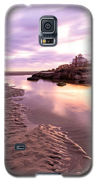 Morning Glow Good Harbor Galaxy S5 Case