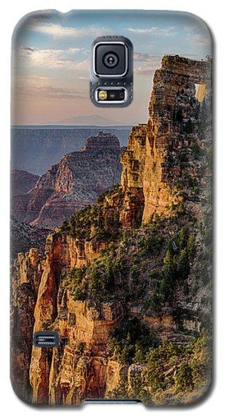 Morning Glow On Angels Window Galaxy S5 Case