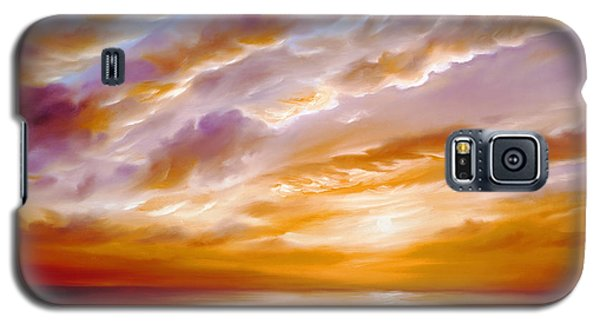 Morning Grace Galaxy S5 Case by James Christopher Hill