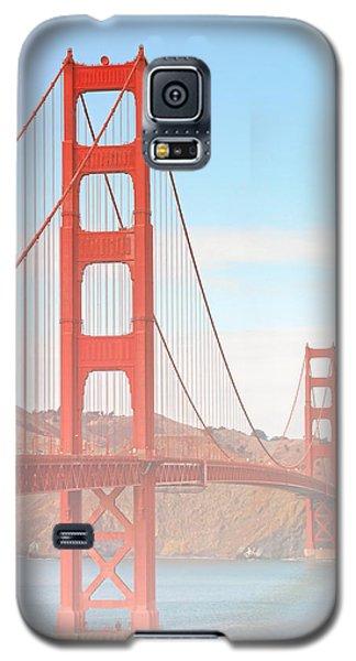 Morning Has Broken - Golden Gate Bridge San Francisco Galaxy S5 Case