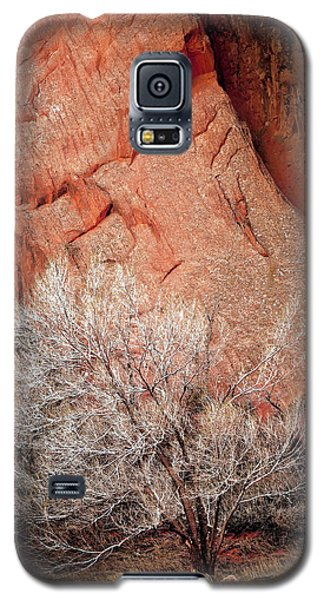 Galaxy S5 Case featuring the photograph Morning Has Broken by Jeffrey Jensen