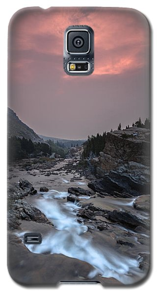 Morning Has Broken Galaxy S5 Case by Mike Lang