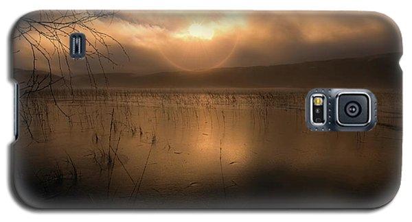 Morning Has Broken Galaxy S5 Case by Rose-Marie Karlsen