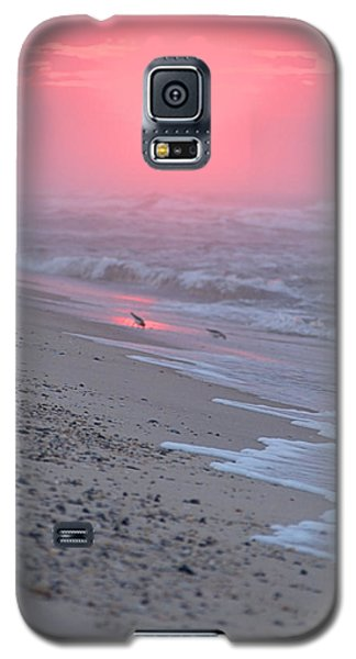 Galaxy S5 Case featuring the photograph Morning Haze by  Newwwman