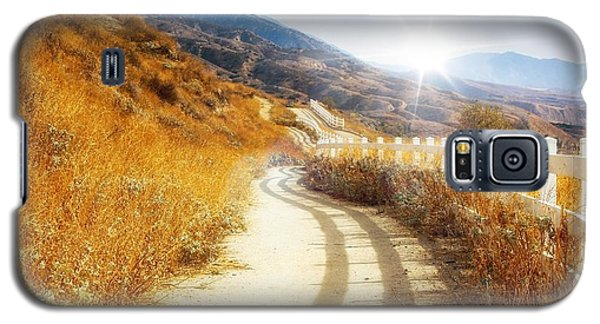 Morning Hike Galaxy S5 Case
