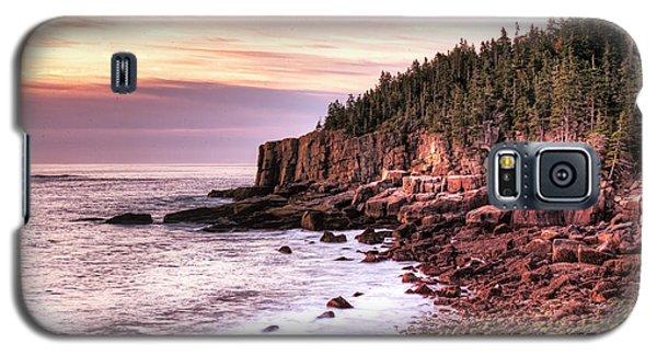 Morning In Acadia Galaxy S5 Case