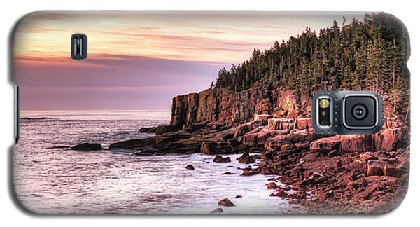Morning In Acadia Galaxy S5 Case