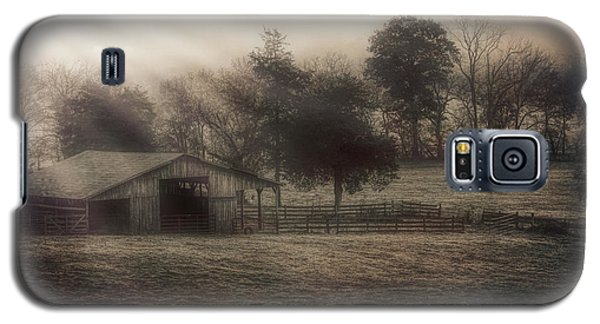 Morning In Boxley Valley Galaxy S5 Case