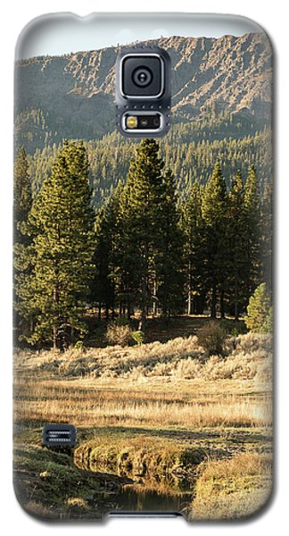 Morning In Janesville Galaxy S5 Case