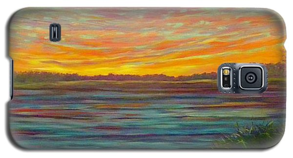Southern Sunrise Galaxy S5 Case