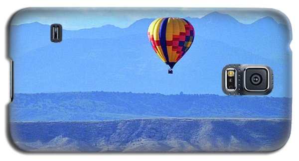 Morning In Montana Galaxy S5 Case