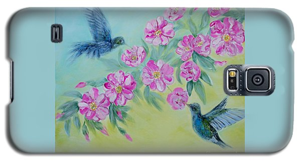 Morning In My Garden. Special Collection For Your Home Galaxy S5 Case