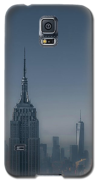 Morning In New York Galaxy S5 Case
