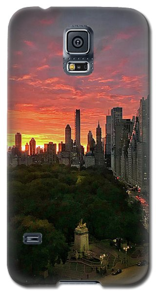 Morning In The City Galaxy S5 Case