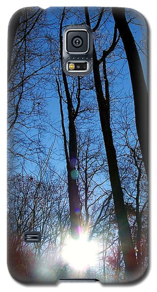 Morning In The Mountains Galaxy S5 Case by Robert Meanor