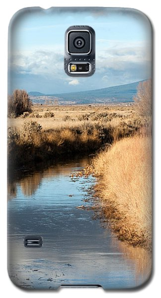 Morning In The Valley Galaxy S5 Case