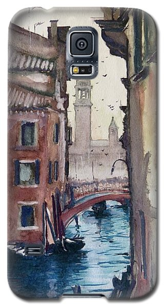 Morning In Venice Galaxy S5 Case by Geni Gorani