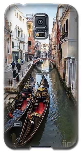 Morning In Venice In Winter Galaxy S5 Case