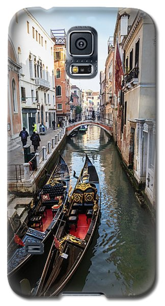 Morning In Venice In Winter Galaxy S5 Case