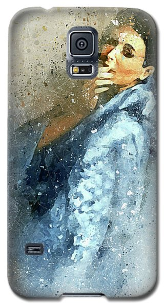 Morning Kiss-8 Galaxy S5 Case
