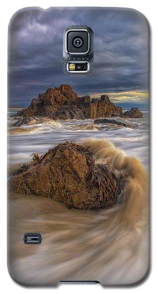 Morning Light At Marginal Way Galaxy S5 Case