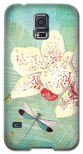 Morning Light - Dancing Dragonflies Galaxy S5 Case
