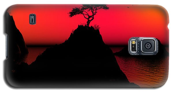 Morning Light Galaxy S5 Case by Robert Orinski