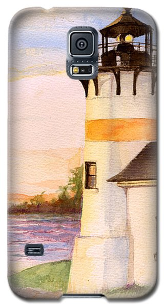 Morning, Lighthouse Galaxy S5 Case