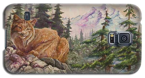 Morning Lynx Galaxy S5 Case