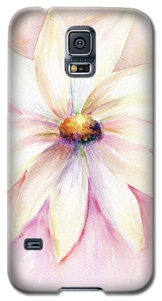 Galaxy S5 Case featuring the painting Morning Mist by Elizabeth Lock